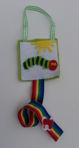 Hair Clasp Holder — Hungry Caterpillar