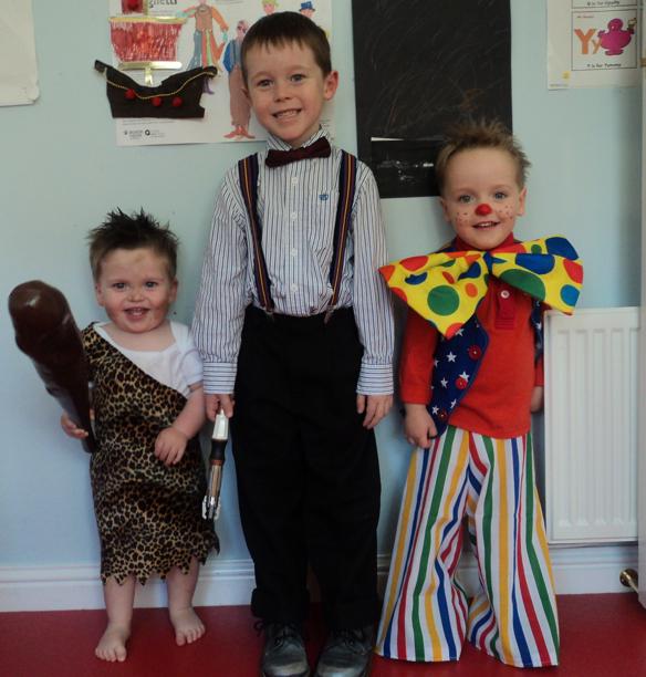 Noah, Jack & Toby